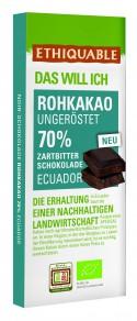 Noir 70% Rohkakao Ecuador