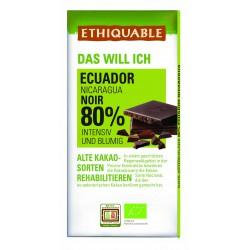 Noir 80% Kakao Ecuador
