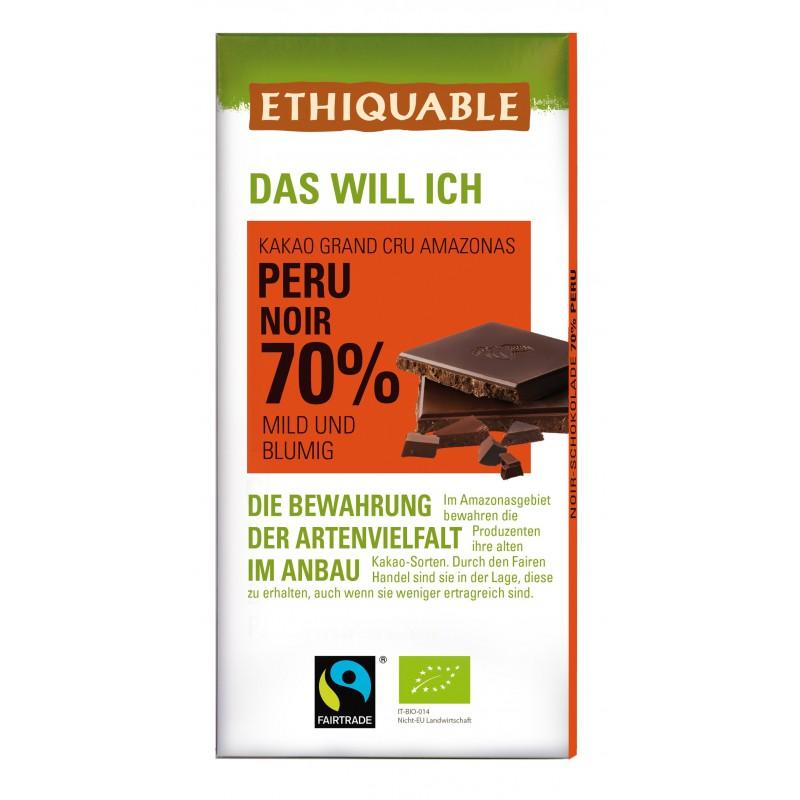 Noir 70% Kakao Peru