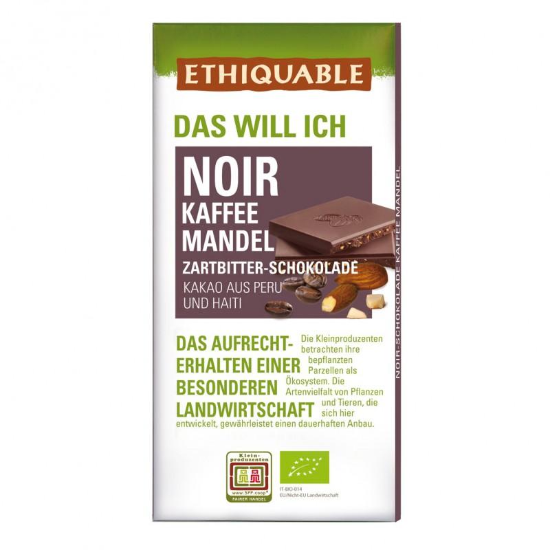 Noir Kaffee Mandel